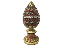 99 Names/Attributes of God (Allah) Egg Ornament