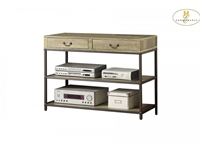 "Home Eleglance - 40"" TV Stand/Sofa Table with Drawers"