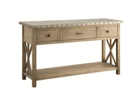 Coaster - NF105575 - Coaster Webber Transitional Style Server with Metal Top and Nailhead Trim