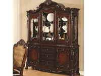 Coaster - NF105514 - Coaster Benbrook China Cabinet with 5 Doors and 3 Drawers
