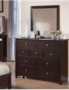 Poundex Dresser F4575 By new furniture 4 Less