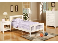 Poundex - F9008  - Twin Bed