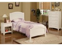 Poundex - F9049 - Twin Bed