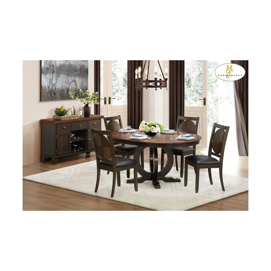 Home Eleglance - Round/Oval Dining Table