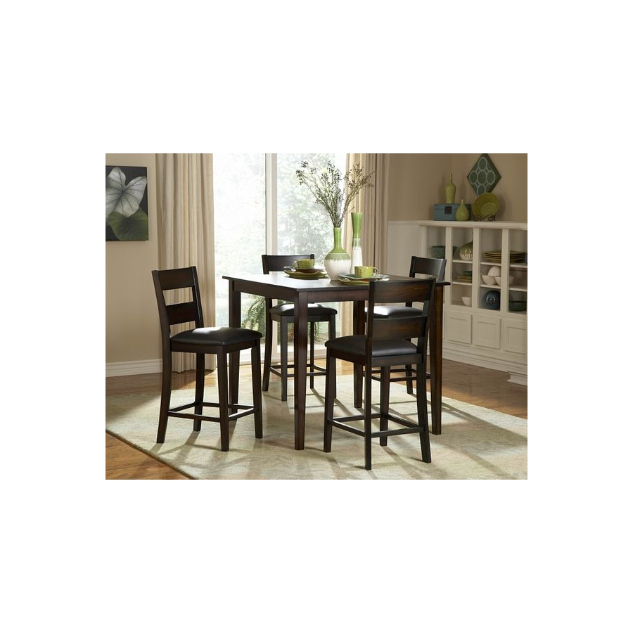 Home Eleglance- 5-Piece Pack Counter Height Set