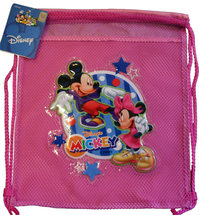 Disney Mickey Mouse Mesh Backpack