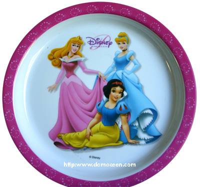 Disney Princess Collector's Plate