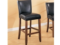 "Coaster - NF100387 - Coaster Telegraph 29"" Faux Leather Bar Stool"