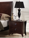 Poundex Night Stand - F4531 (739) by New Furniture 4 Less