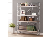 Contemporary Reclaimed Wood NF4L-801164 Bookshelf