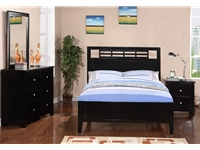 Poundex - F9084T - Twin Bed