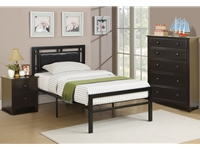 Poundex - F9413T - Twin Bed