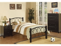 Poundex - F9016T - Twin Bed