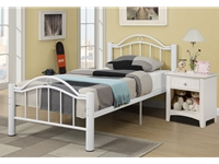 Poundex - F9094T - Twin Bed