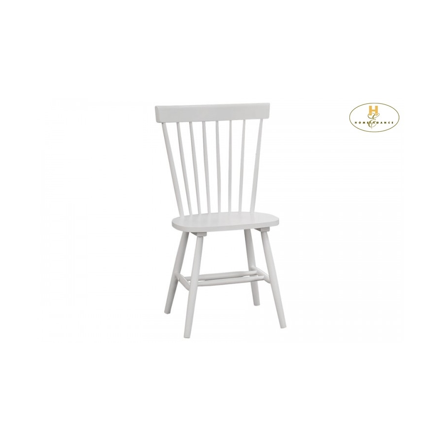 Home Eleglance - 	Side Chair, White