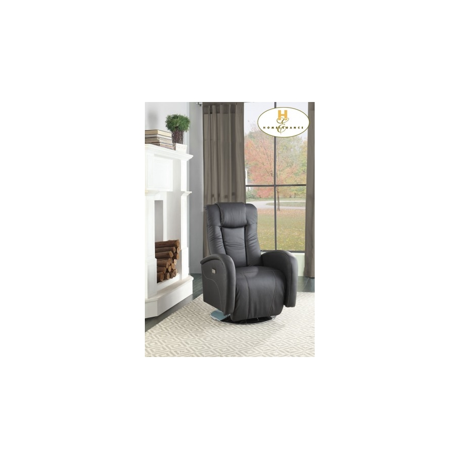 Home Eleglance - Swivel POWER Reclining Chair