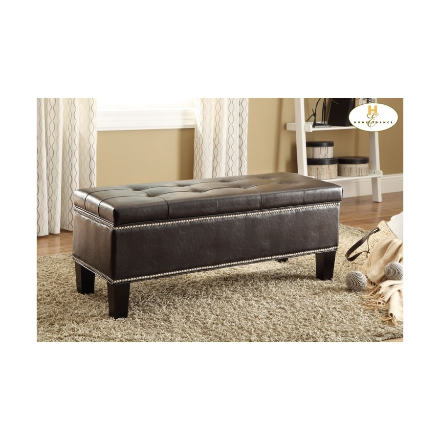 Home Eleglance -Lift Top Storage Bench